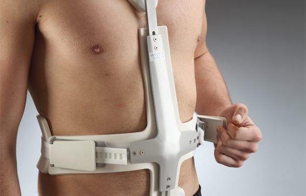 Преразтягащ медицински корсет за тяло – 3 Npkta