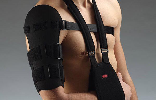 Медицински протези за травми в рамената