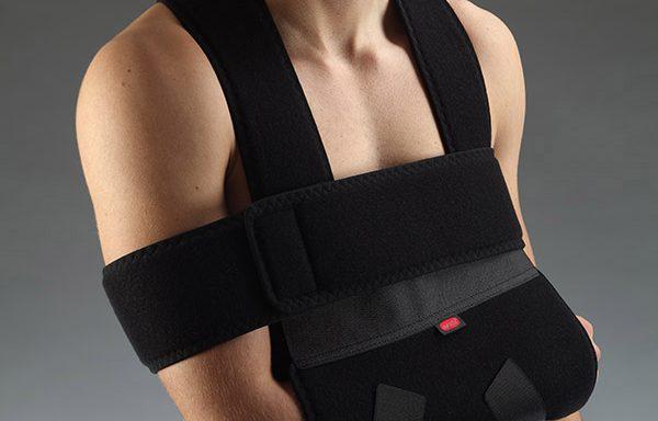 Подвижен гипс за обездвижване на счупена ръка