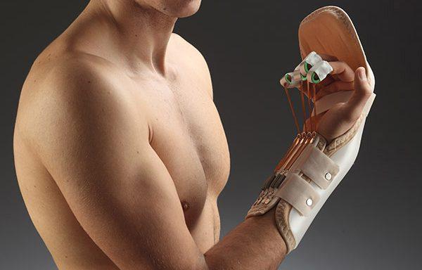 Oртезa за китка и пръсти
