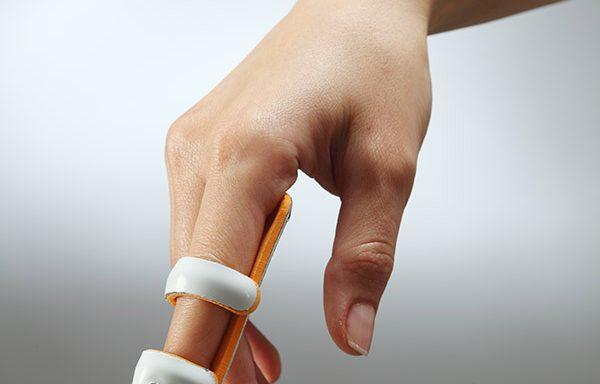 Подвижна шина за пръсти